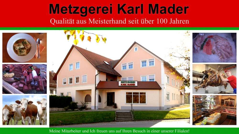 Mader Karl Metzgerei