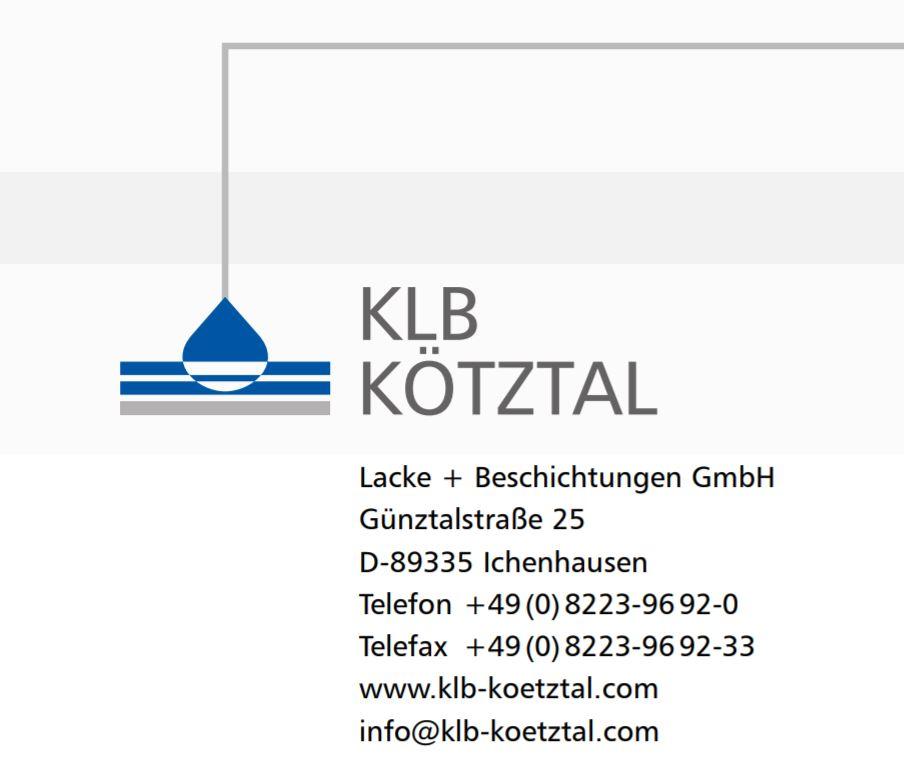 KLB-Kötztal GmbH