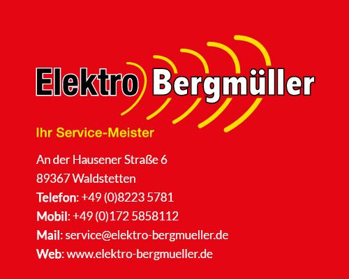 Elektro Bergmüller